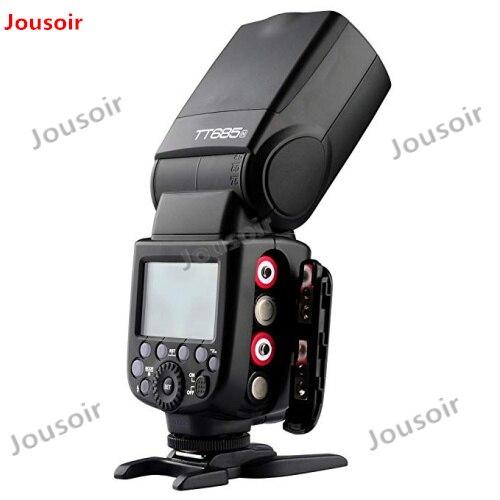 <font><b>Godox</b></font> TT685N 2,4 г HSS 1/8000 S i-ttl GN60 Беспроводной Вспышка Speedlite для N для D800 d700 D7100 D7000 D5200 D5000 D810 + 6 подарок CD50