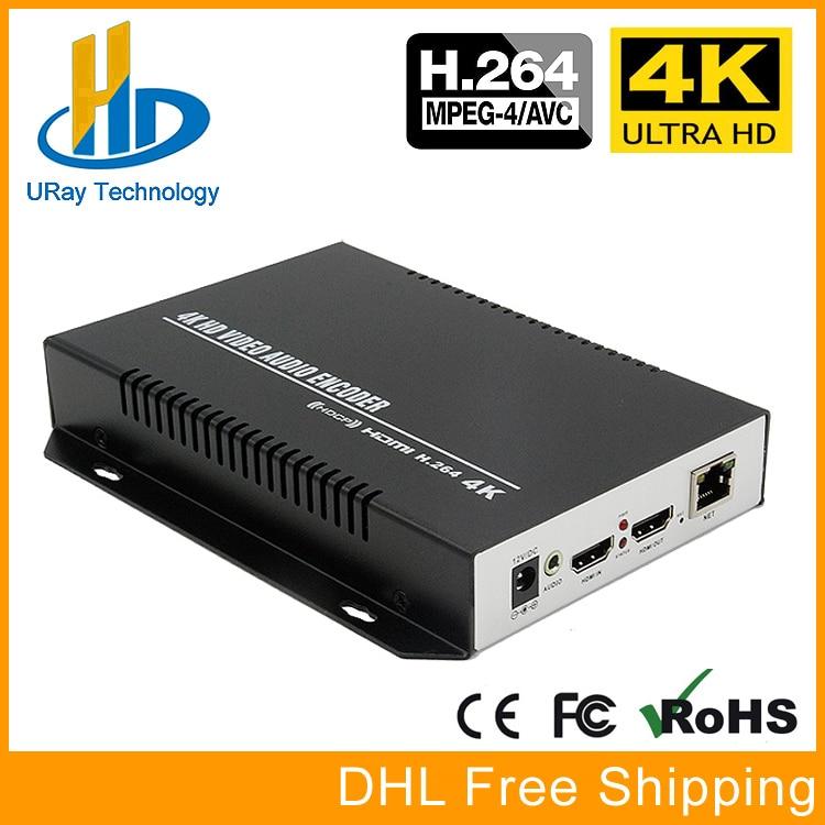 UHD 4K IPTV Video Encoder HDMI RTSP Encoder HD H.264 UDP Multicast Unitcast Encoder H264 For Wowza Server Youtube Facebook Live original xiaomi mi robot virtual wall for robotic vacuum cleaner