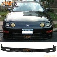 For 94 95 96 97 Acura Integra SPOON Style Front Bumper Lip Spoiler Bodykit