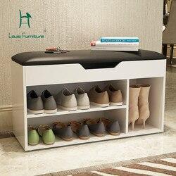 Armoires à chaussures de mode Louis armoires de rangement de chaussures multifonctions armoires à chaussures canapé modernes simples armoires à chaussures de ménage