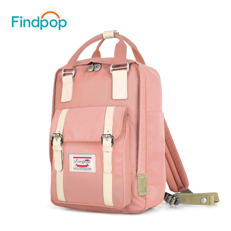 где купить Findpop Kanken Backpack Women Students Large Capacity Waterproof School Bags For Teenage Girls Travel Backpack Mochila Feminina дешево