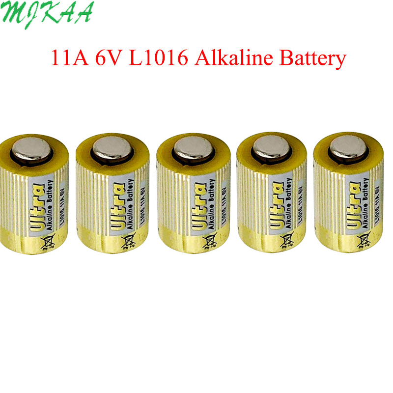 5teile los Dry Battery L1016 6V Alkaline Remote Control Car Boat Watch Toy Calculator in Primary Dry Batteries from Consumer Electronics
