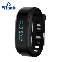 Smart Bracelet Bluetooth 4.2 Heart Rate Moniter Pedometer Sports Fitness Tracker For Android iOS цена