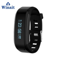 Smart Bracelet Bluetooth 4.2 Heart Rate Moniter Pedometer Sports Fitness Tracker For Android iOS