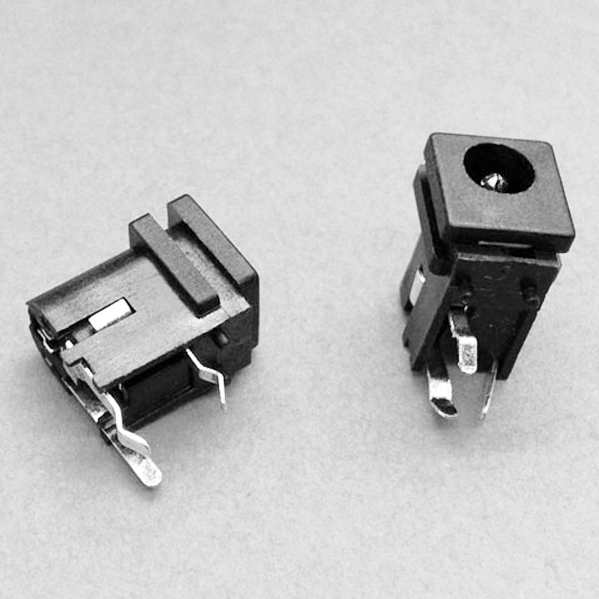 1x DC Socket Power Jack PORT for PCB DC Notebook Computer 4.5mm x 1.7mm 1.65 mm