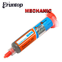 Free Shipping XG Z40 10CC MECHANIC Solder Flux Solder Paste With Free Needle