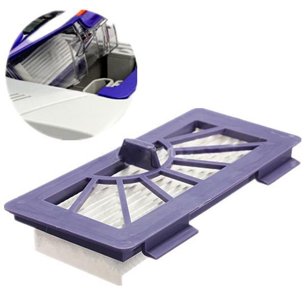 4Pcs Hepa Filters for Neato XV-15, XV-11, XV-12, XV-25, XV-21 and Vorwerk VR100 Gift4Pcs Hepa Filters for Neato XV-15, XV-11, XV-12, XV-25, XV-21 and Vorwerk VR100 Gift