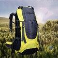 Hot 65 L Unisex Ocasional bolsa de Viagem Mochila Multifuncional Grande Capacidade de saco de Compras À Prova D' Água Mochila Laptop Frete Grátis H137