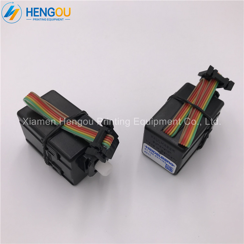 3 pieces free shipping offset ink key motor 61 186 5311 for offset printing machine spare