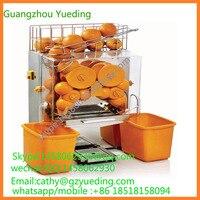 Электрическая соковыжималка для цитрусовых, коммерческие Автоматической Нержавеющей Стали Orange сок машина