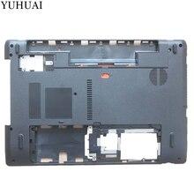 Новый нижний чехол для Acer Aspire 5750 г 5750 нижней части корпуса 5750z База крышка AP0HI0004000