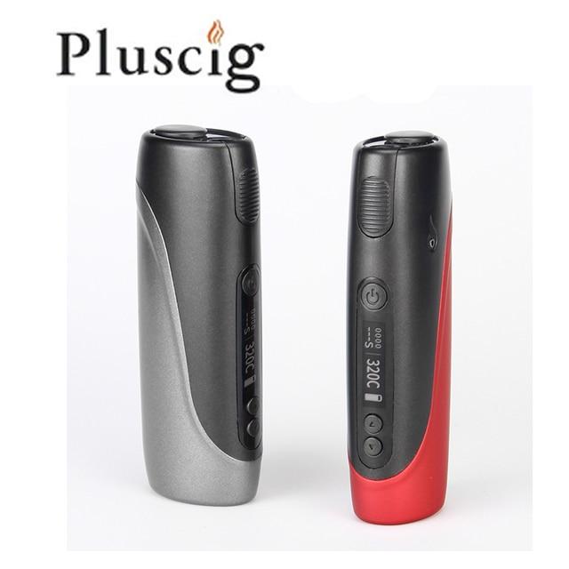 SMY Pluscig электронная сигарета Vape Ecig до 25 непрерывная Smokable Совместимость с брендом/ikos Отопление табачная палка