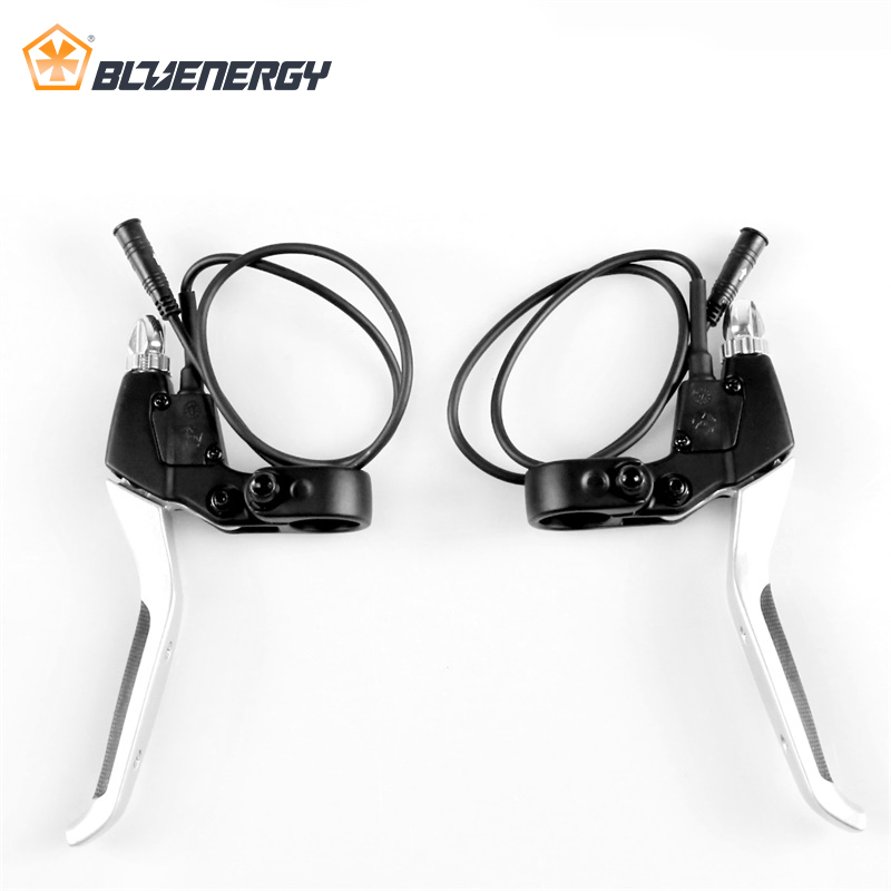 Bicycle Handle Brake Lever Handle Bike Cut Off Power Brake Lever Bicycle Cycling Accessories