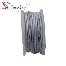 8 m/roll  UL 1007 22awg Stranded Wire Electrical line PCB Cable Line Airline Tinned Copper DIY