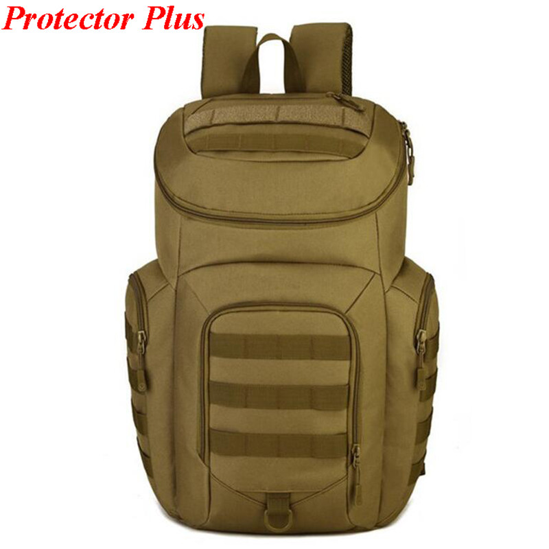 Protector Plus Large-capacity Backpack Wear-resisting Nylon Army fans Backpacks 15 inch Laptop Bag Casual Travel Backpack M717 рюкзак case logic 15 6 evolution plus backpack bpep 115k