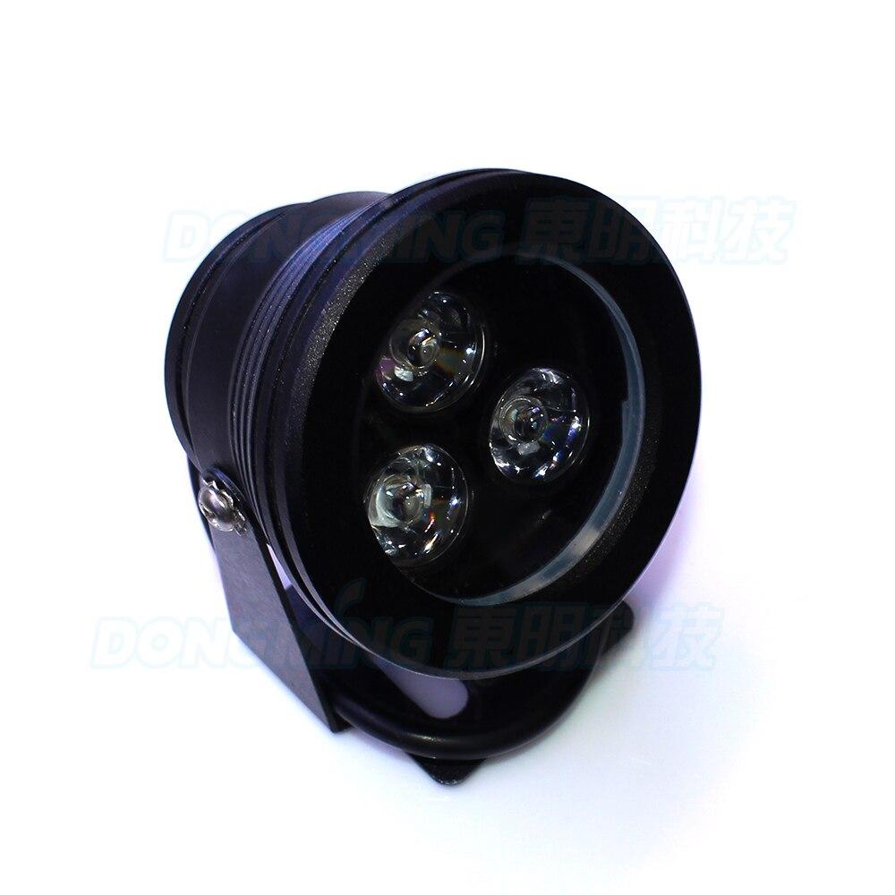 black body DC12V 10W led underwater lights ip68 waterproof rgb led swimming pool light fountain lights +24key remote controller