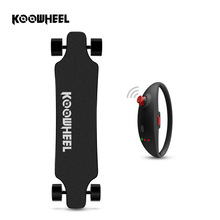 Koowheel Skateboard Newest D3M+ Electric Skateboard 4 wheels Electric Hoverboard with Updated Remote and Hub Motor Free tax all terrain electric skateboard motor kit 4 electric skateboard hoverboard motor kit remote control skateboard motor diy