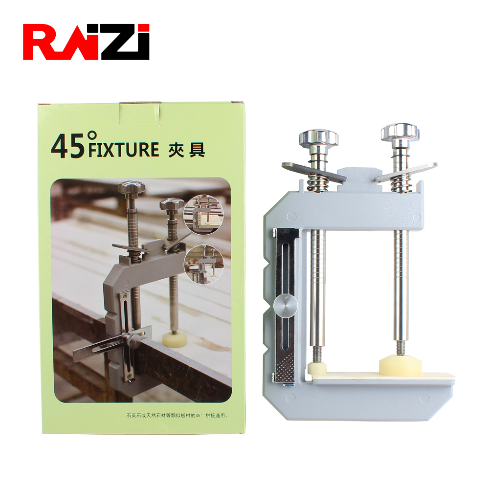 Raizi 45 degree granite mitre clamps granite installation tools for two slab stitching stone miter clampsRaizi 45 degree granite mitre clamps granite installation tools for two slab stitching stone miter clamps