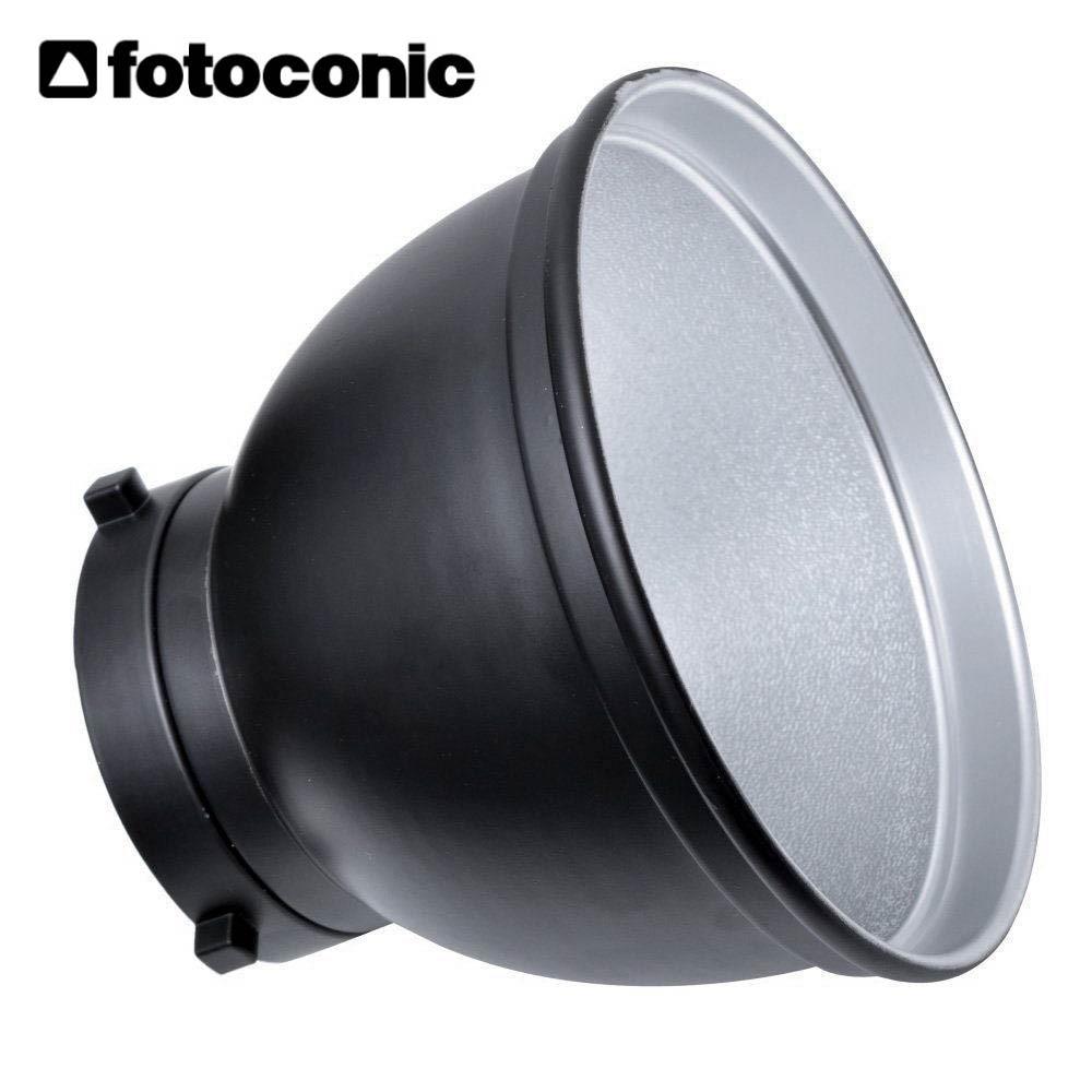 7 Studio Standard Reflector with Bowens Mount for Studio Flash Strobe Light Photography Speedlite