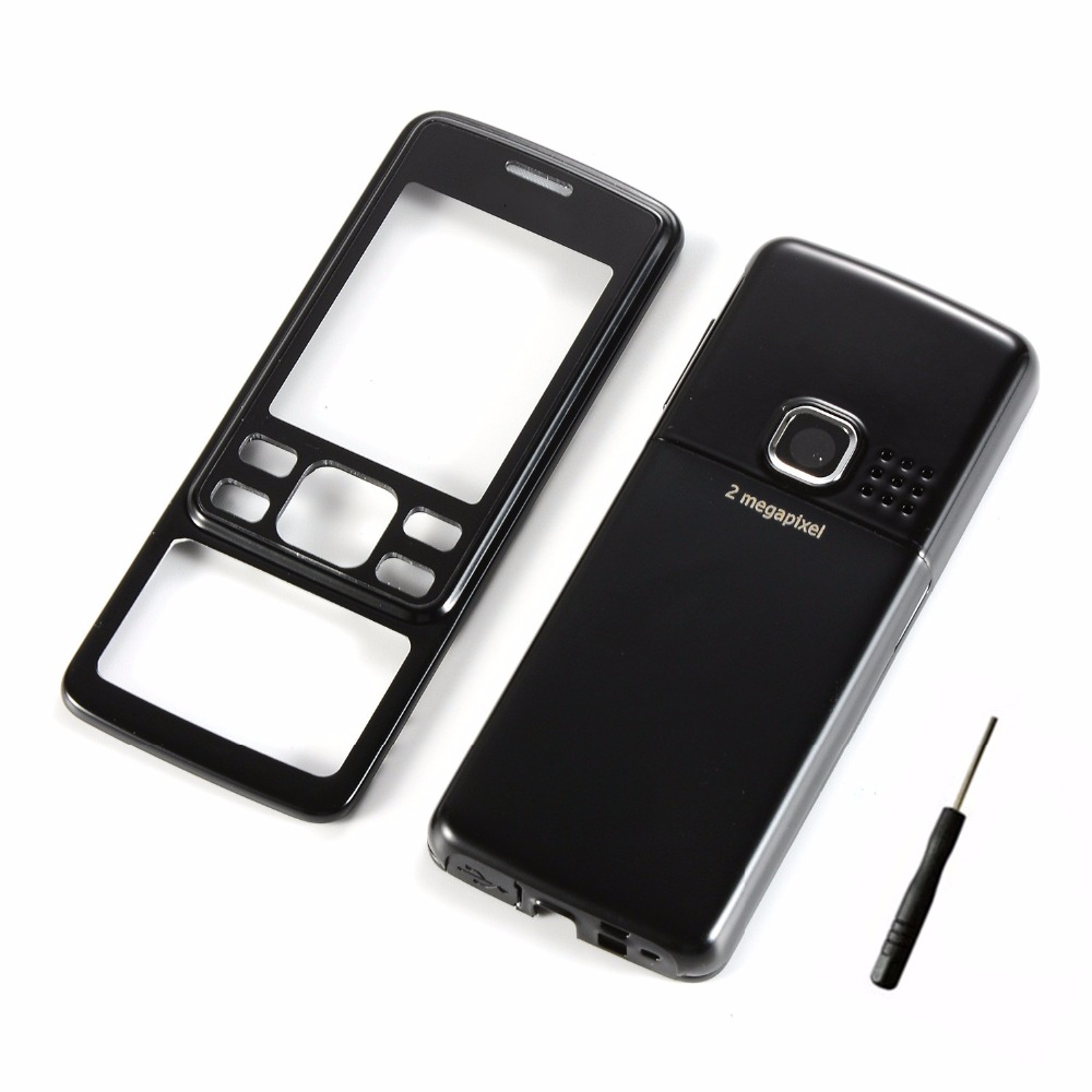 For <font><b>Nokia</b></font> <font><b>6300</b></font> Metal <font><b>Housing</b></font> Front Frame+Battery Door+Tools ( no keypads) image