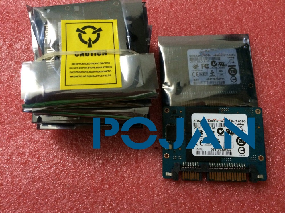 CF116 67916 FOR Colorlaserjet CP5525 SSD 8GB Half Slim Solid state drive Formatter board SSD parts