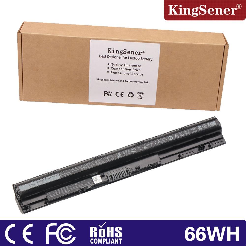 KingSener 66Wh 1KFH3 Laptop Battery for Dell Inspiron 14 15 3000 3451 3551 5558 5758 V3458 V3558 WKRJ2 GXVJ3 HD4J0 K185W M5Y1K ноутбук dell inspiron 3558 3558 5278