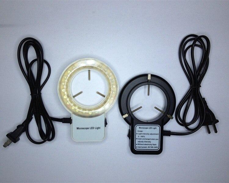 Preiswert Kaufen Einstellbare 48 Led Ring Licht Lampe Illuminator F/industrie Stereo Mikroskop Digital Kamera Lupe Mit Adapter Industriebeleuchtung Licht & Beleuchtung