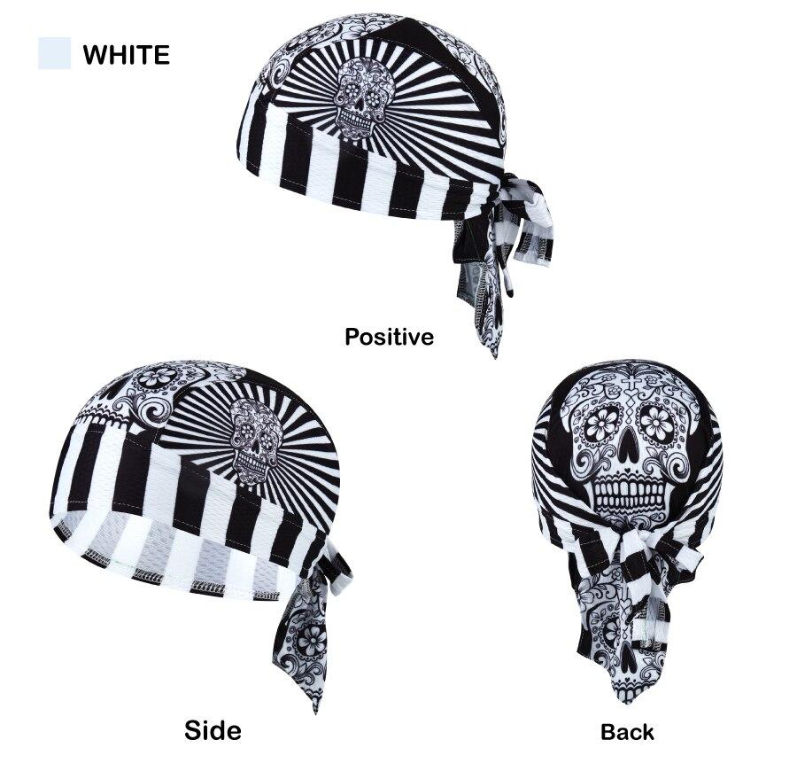 cycling cap design