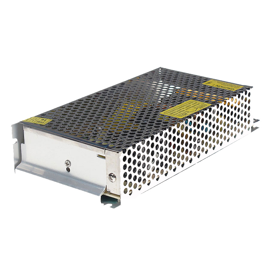bilder für Hohe Qualität 110-240 V 12 V 10A 120 Watt Schaltnetzteil Netzteil Für CCTV Überwachungskamera