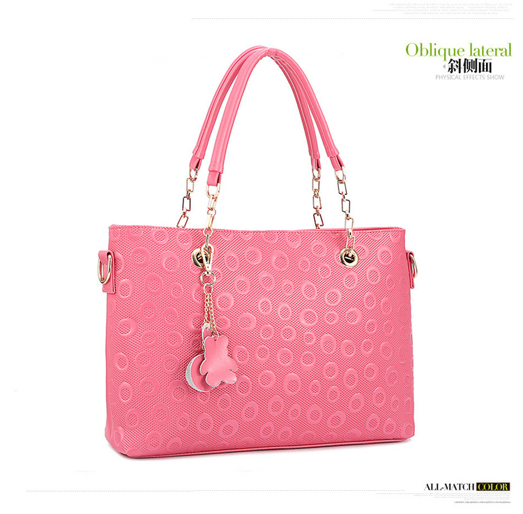 Livraison gratuite sac à bandoulière fashional sac à main polyvalent dame sac chaîne sac épaule et main 2 en 1 sac