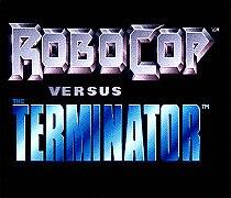 Robocop Versus Terminator Sega Mega Drive For Genesis 1