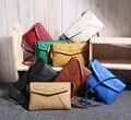 Bolsas das mulheres Bolsas De Couro Das Mulheres 2015 Moda Bolsa Mensageiro Sacola Mulher Ombro Cross-Corpo Saco da Noite de Embreagem Carteiras