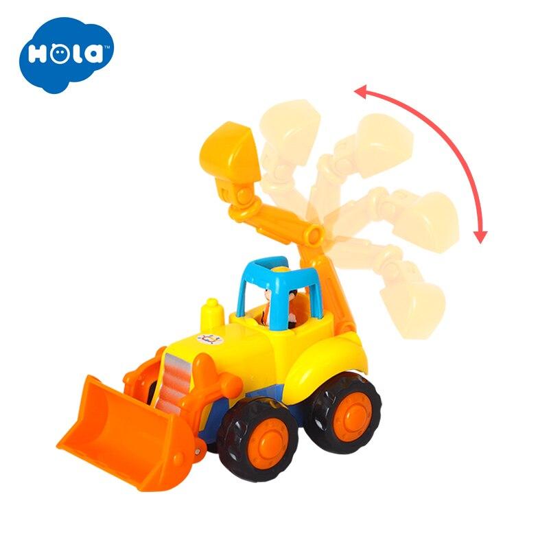 Bébé jouets Bebe Presentes apprentissage Inercia Animis Brinquedos Carrinhos e Veiculos livraison gratuite Huile jouets 326 & 366D-X - 2