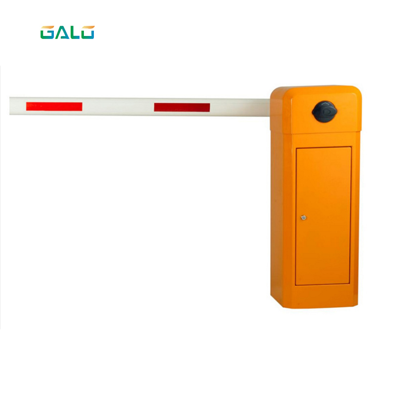 Parking barrier gate system electric up and down Boom Barrier gate for Vehicle access restrictions or safety checks