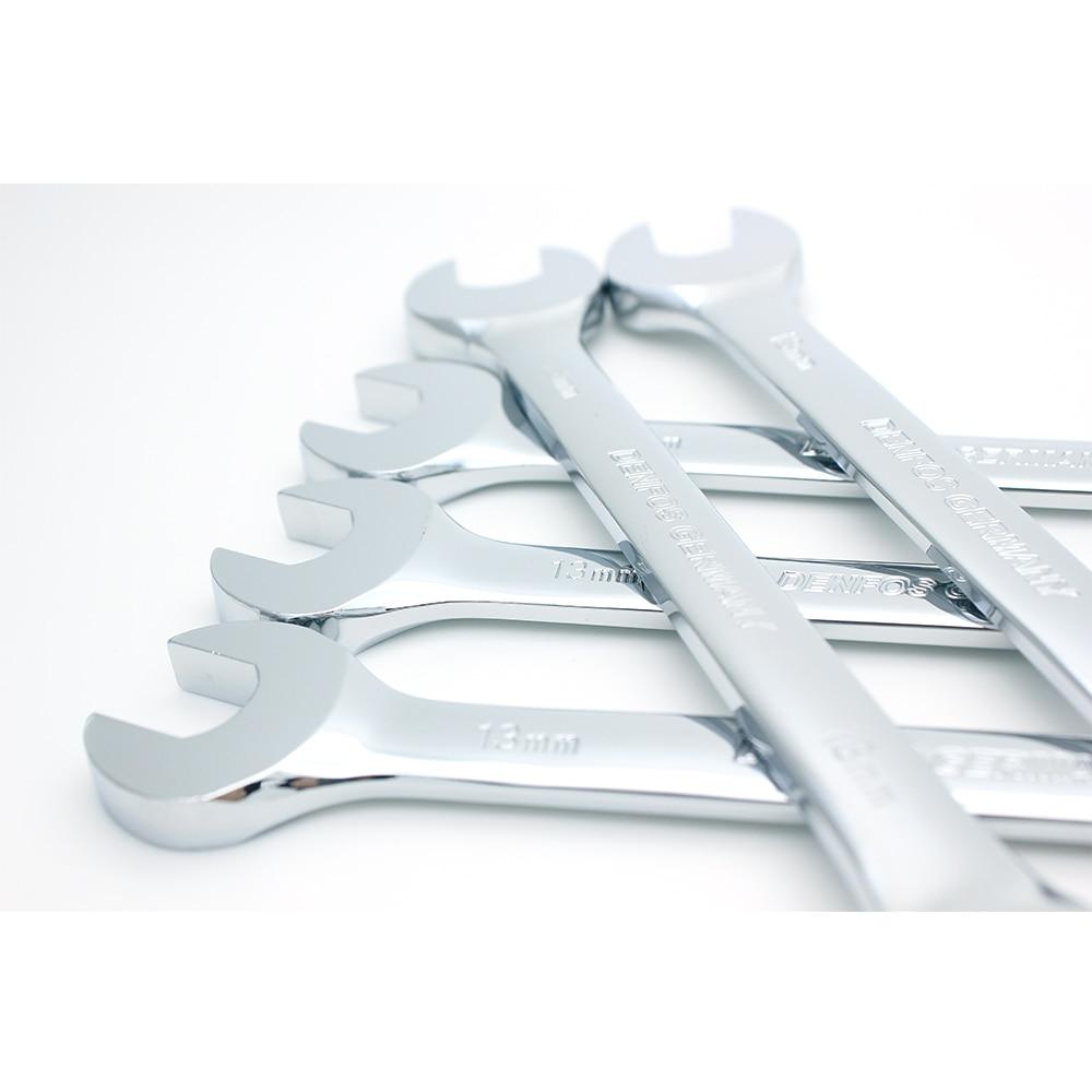 Set di chiavi combinate a cricchetto Set di chiavi per chiavi - Utensili manuali - Fotografia 3