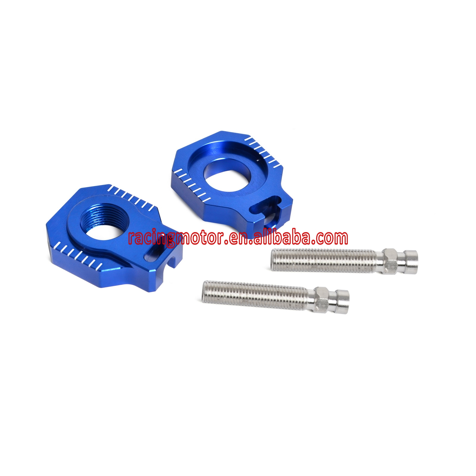 Rear Axle Blocks Chain Adjuster for Husqvarna TC TE 125 250 300 FC FE 250 350 450 501 Husaberg TE 250-300 FE 250-570