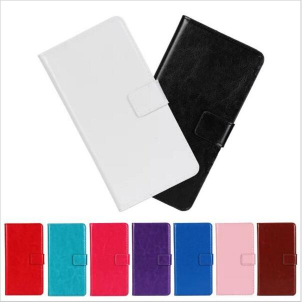 Free Shipping Luxury PU Leather Flip Case For Samsung Galaxy Trend Plus S7580 S7582 GT-S7580 Card Holder Cover Cell Phone Bag
