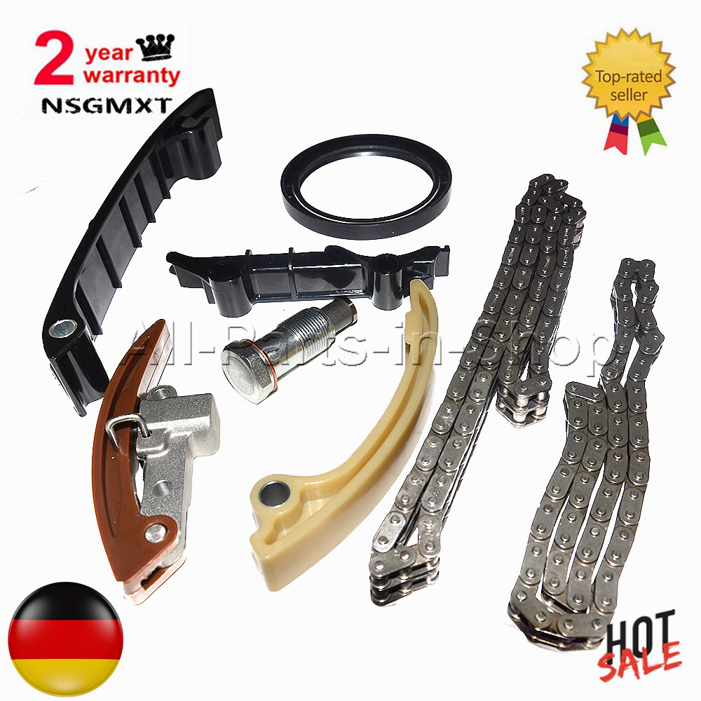 TIMING CHAIN KIT FIT AFP ENGINES COMPLETE For Audi Ford Galaxy/VW Corrado Golf 3 Passat Transporter 4 Vento 8PCS цена