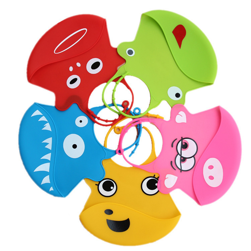 1PC Cartoon Animal Style Waterproof Baby Bibs with teether toy burp cloths Saliva towel new pouch series wholesale price