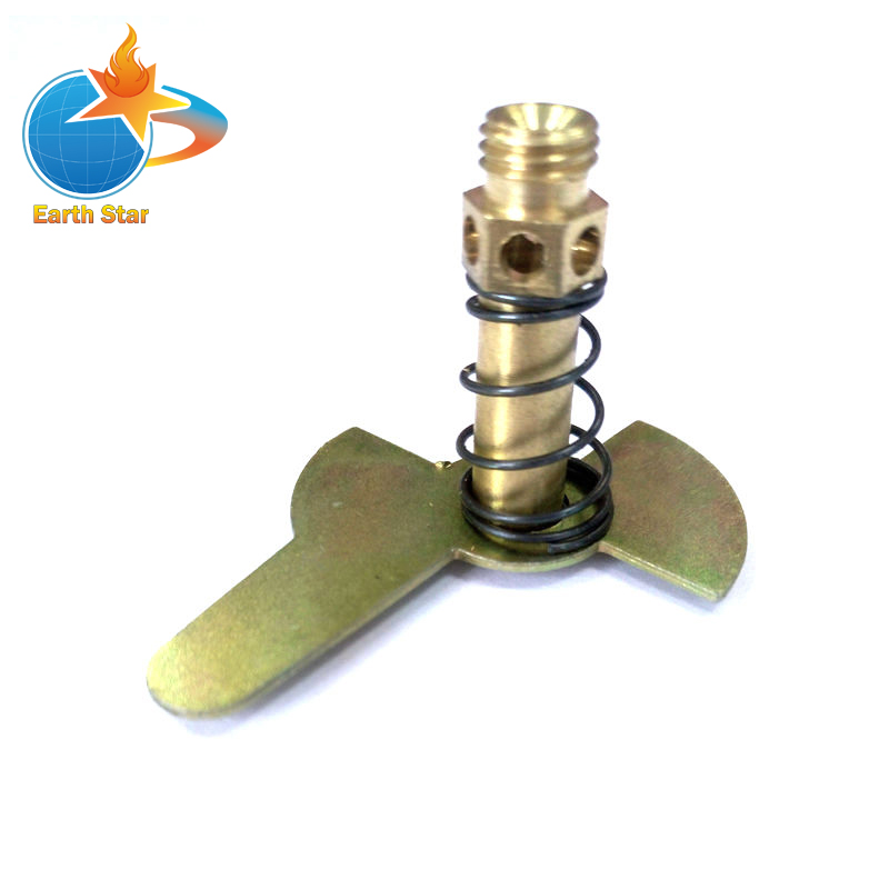 Gas Stove Pure Copper Nozzle Natural Gas&Liquefied Petroleum Gas 2 Types Artificial Gas Modification gas gb2104 gas
