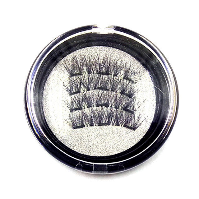 3 Magnet 3D Magnetic Eyelashes Magnet Lashes 5