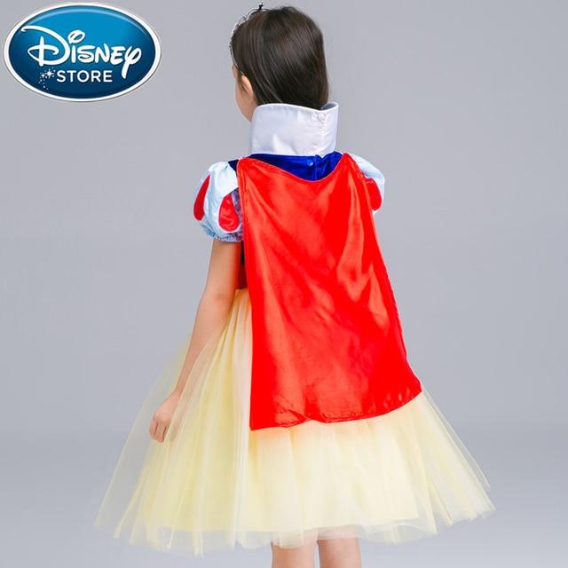 Disney Frozen dress for girls elsa costumes nest Girls Cosplay party Princess anna kids vestidos de festa meninas for children 3