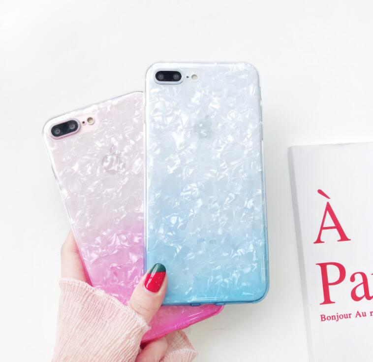 200pcs/lot Gradient Soft TPU Back cover Case For Samsung Galaxy S10 S10PLUS S10Lite A10 A30 A50 A60 A70 M10 M20 M30 A8S-in Half-wrapped Cases from Cellphones & Telecommunications    1