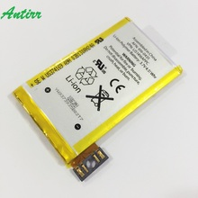 Antirr Replacement Battery For iPhone 3GS used to Replace batteries bateria batteries of iPhone3gs #25(China)