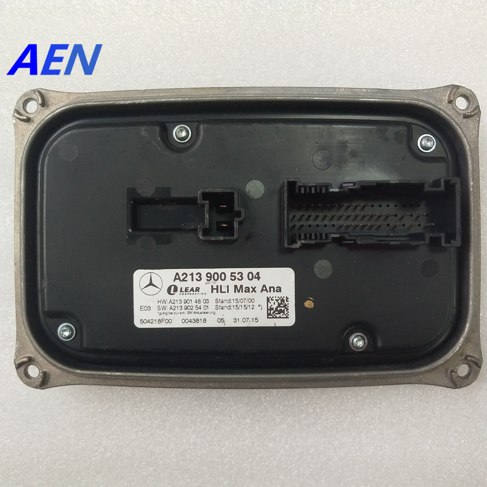 OEM HEADLIGHT Control Unit AIM LED A2139005304 for Mercedes Benz W213 S213 E Class E300 E400