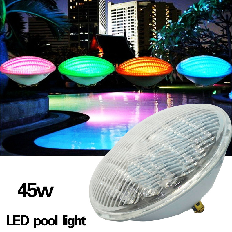 Competent High Quality Swimming Pool Light 18w/24w 12v Outdoor Underwater Colored Multicolor Fountain Piscina Lamp Less Expensive Led Lamps