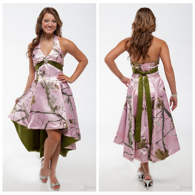 Popular Pink Camo Dress-Buy Cheap Pink Camo Dress lots from China ...