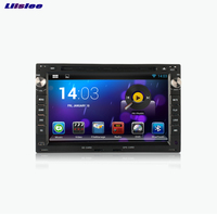 Liislee Android Car GPS Navigation Navi player For Volkswagen Jetta / Polo / Bora / Golf / Passat Multimedia Audio Video Radio