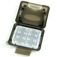 """b86 """" новые пластиковые чехол для микро-кольца TF для карт памяти хранения зубной коробка протектор"""