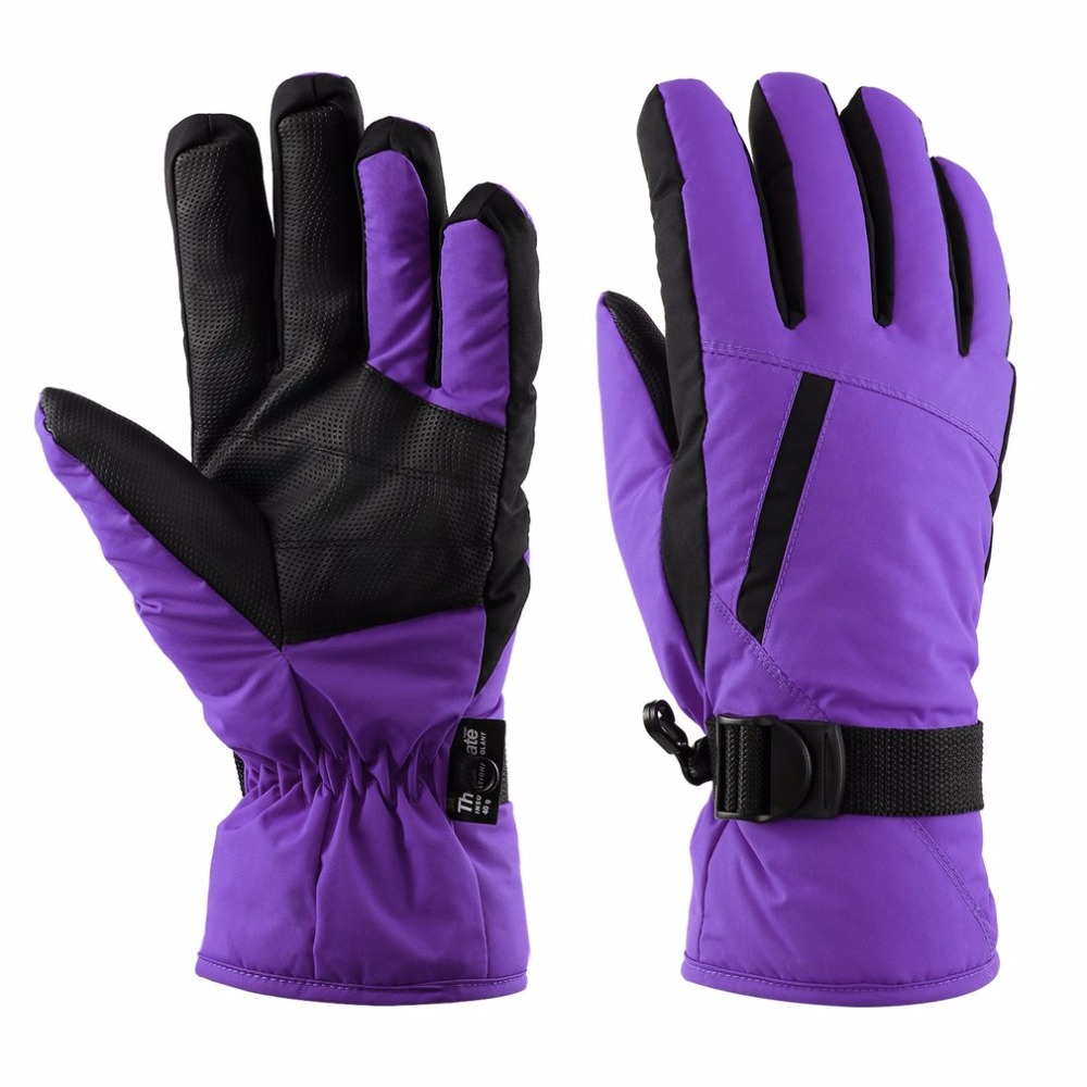 OUTAD Winter Gloves Outdoor Durable Breathable Windproof